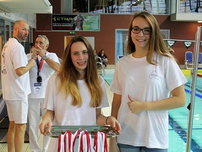 Zawody pływackie w Olsztynie 64