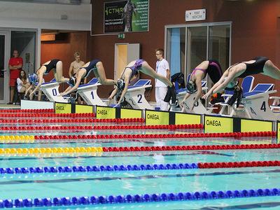 Zawody pływackie w Olsztynie 67