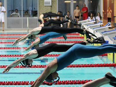 Zawody pływackie w Olsztynie 69