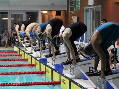 Zawody pływackie w Olsztynie 70