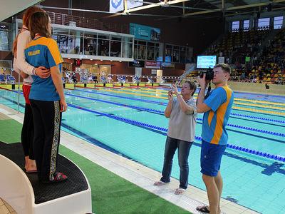 Zawody pływackie w Olsztynie 71