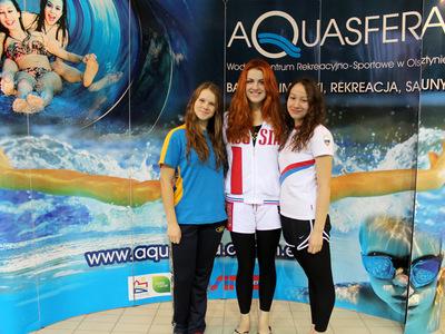 Zawody pływackie w Olsztynie 72