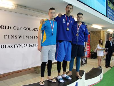 Zawody pływackie w Olsztynie 73
