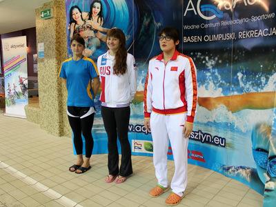 Zawody pływackie w Olsztynie 79