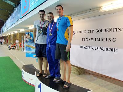 Zawody pływackie w Olsztynie 80