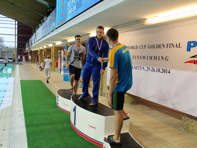 Zawody pływackie w Olsztynie 81