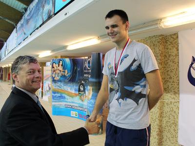 Zawody pływackie w Olsztynie 82