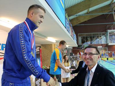 Zawody pływackie w Olsztynie 83