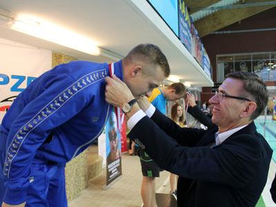 Zawody pływackie w Olsztynie 84