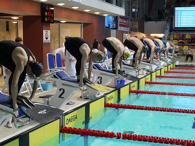 Zawody pływackie w Olsztynie 87