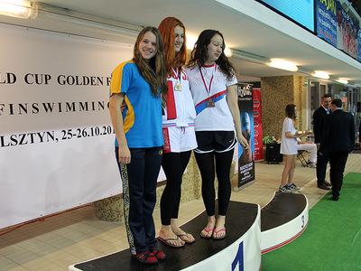 Zawody pływackie w Olsztynie 91