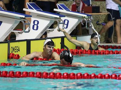 Zawody pływackie w Olsztynie 92