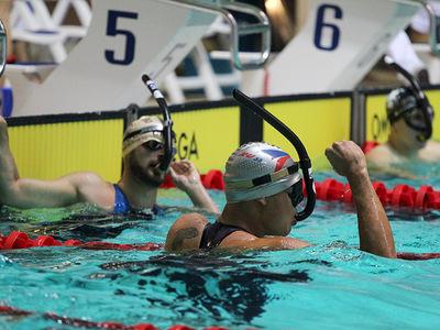 Zawody pływackie w Olsztynie 93