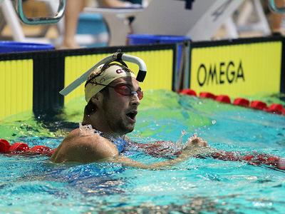 Zawody pływackie w Olsztynie 94