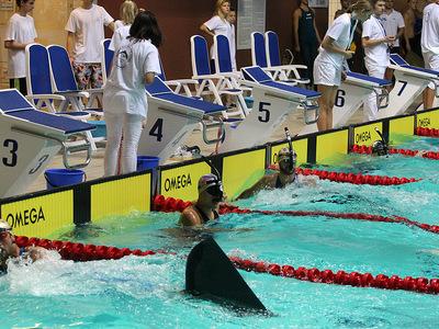 Zawody pływackie w Olsztynie 96