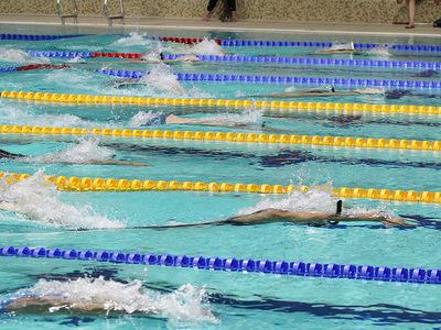 Zawody pływackie w Olsztynie 97