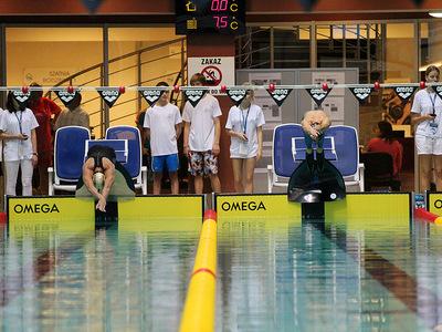 Zawody pływackie w Olsztynie 99