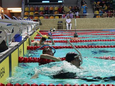 Zawody pływackie w Olsztynie 103