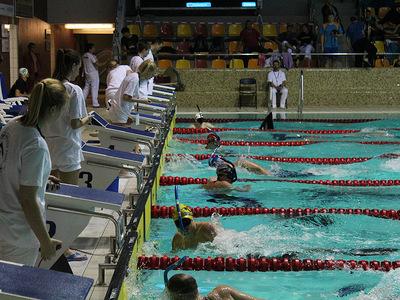 Zawody pływackie w Olsztynie 104