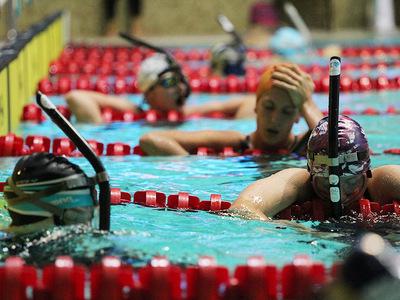 Zawody pływackie w Olsztynie 105