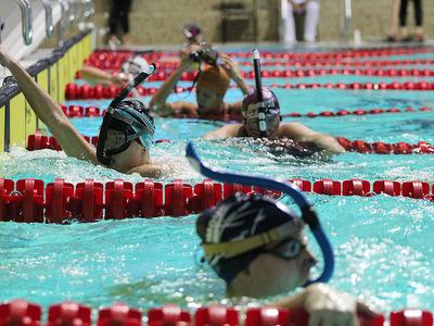 Zawody pływackie w Olsztynie 106
