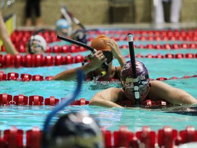 Zawody pływackie w Olsztynie 107
