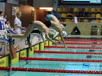 Zawody pływackie w Olsztynie 110
