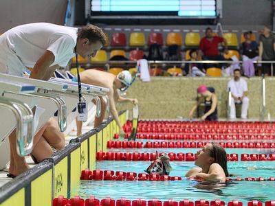 Zawody pływackie w Olsztynie 114