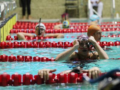 Zawody pływackie w Olsztynie 116