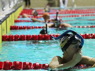 Zawody pływackie w Olsztynie 117