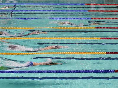 Zawody pływackie w Olsztynie 119