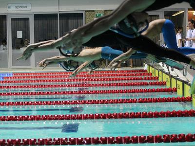 Zawody pływackie w Olsztynie 120