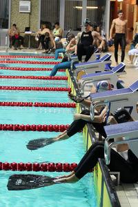 Zawody pływackie w Olsztynie 121