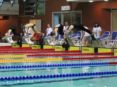 Zawody pływackie w Olsztynie 126
