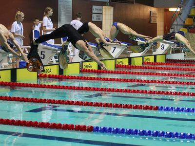 Zawody pływackie w Olsztynie 127