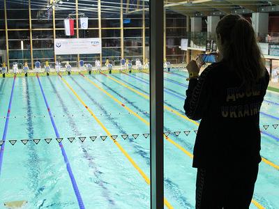 Zawody pływackie w Olsztynie 129