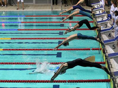 Zawody pływackie w Olsztynie 132
