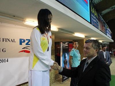 Zawody pływackie w Olsztynie 134