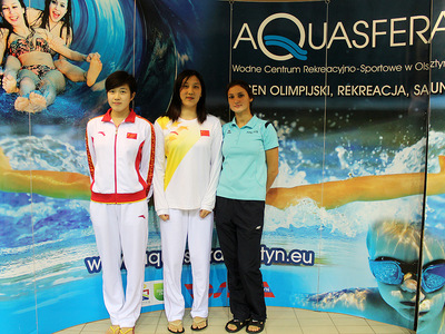 Zawody pływackie w Olsztynie 136