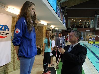 Zawody pływackie w Olsztynie 138