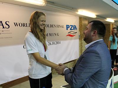 Zawody pływackie w Olsztynie 139