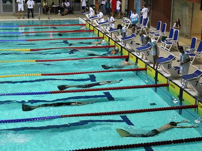 Zawody pływackie w Olsztynie 145