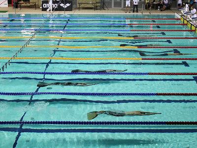 Zawody pływackie w Olsztynie 146