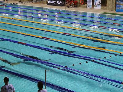 Zawody pływackie w Olsztynie 148