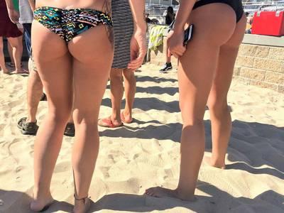 Na plaży 6