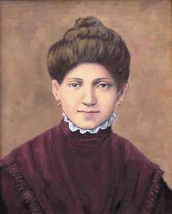 Emily Katz - przedstawicielka Żydów Chazarskich