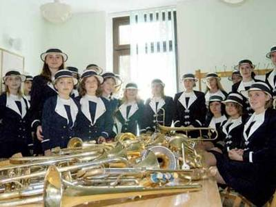 Dziewczęca Orkiestra Dęta Rzeszów 2