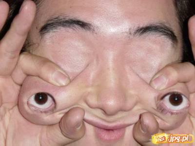 Wyciągnij oczy