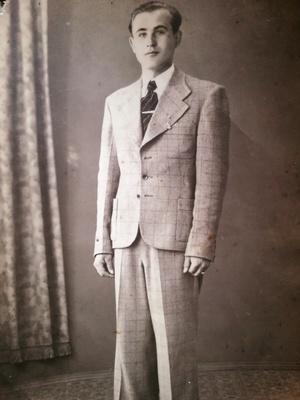 Z prywatnej kolekcji zdjęcia z okresu między wojennego