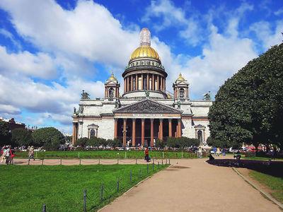 Petersburg.